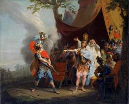 Johann_Heinrich_Tischbein_-_Achilles_has_a_Dispute_with_Agamemnon,_1776