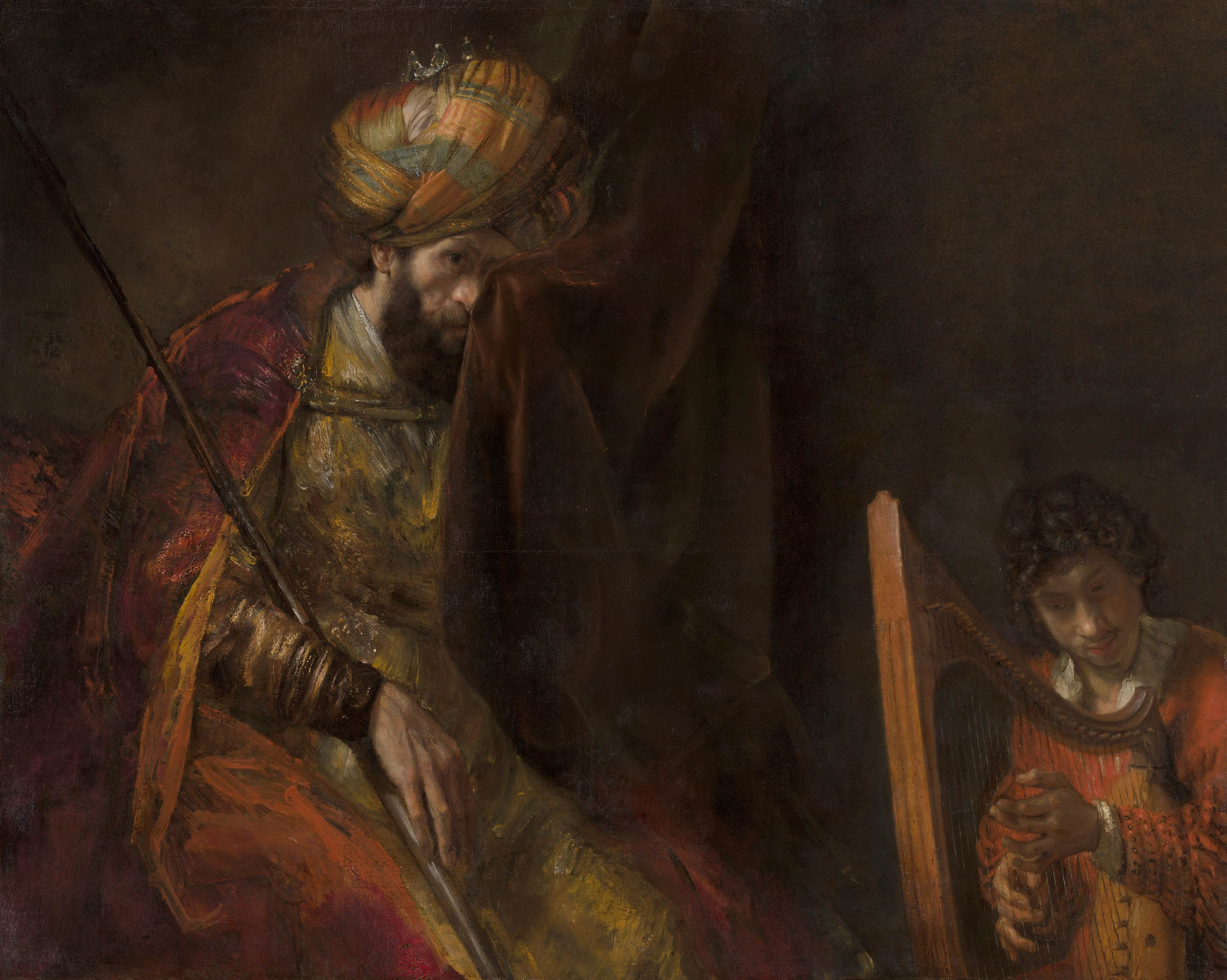 Saul_and_David_by_Rembrandt_Mauritshuis_621