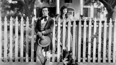 Image result for buster keaton our hospitality