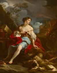 Giaquinto, Corrado, 1703-1765; Medea