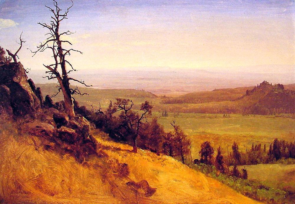 Bierstadt_Albert_Nebraska_Wasatch_Mountains