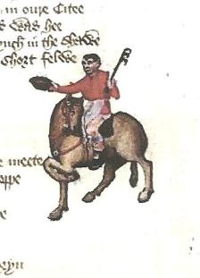 """Cook_from_the_""""Ellesmere_Chaucer""""_(Huntington_Library,_San_Marino)"""
