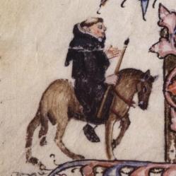 The_Friar_-_Ellesmere_Chaucer
