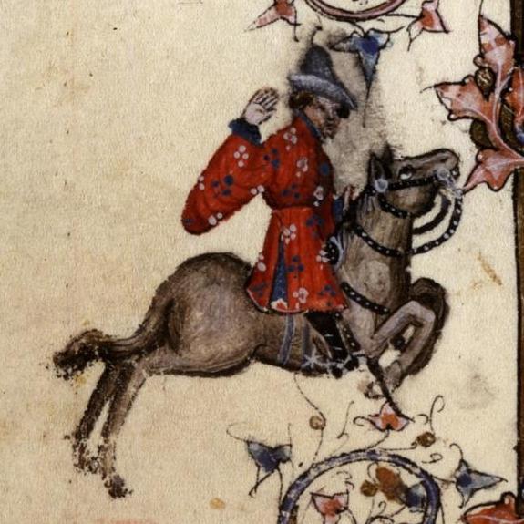 The_Merchant_-_Ellesmere_Chaucer