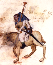 The_Miller_-_f._34v_detail_-_Robin_with_the_Bagpype_-_early_1400s_Chaucer