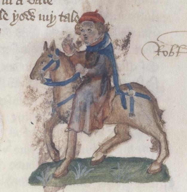 The_Nun's_Priest_-_Ellesmere_Chaucer