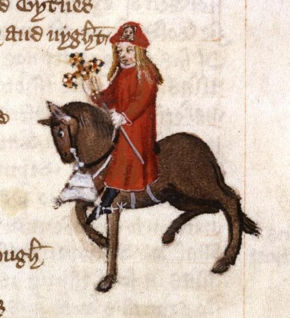 The_Pardoner_-_Ellesmere_Chaucer