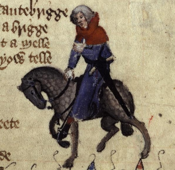 The_Reeve_-_Ellesmere_Chaucer