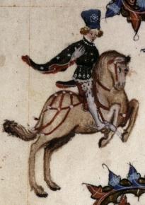 The_Squire_-_Ellesmere_Chaucer