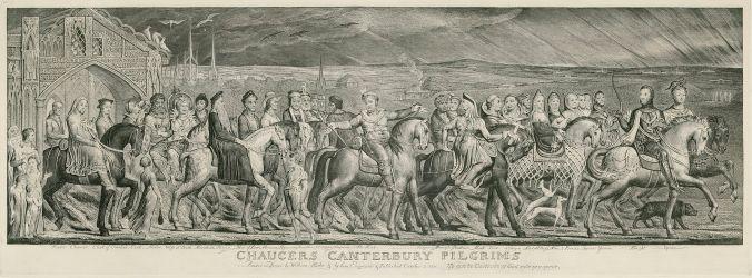 william blake canterbury tales
